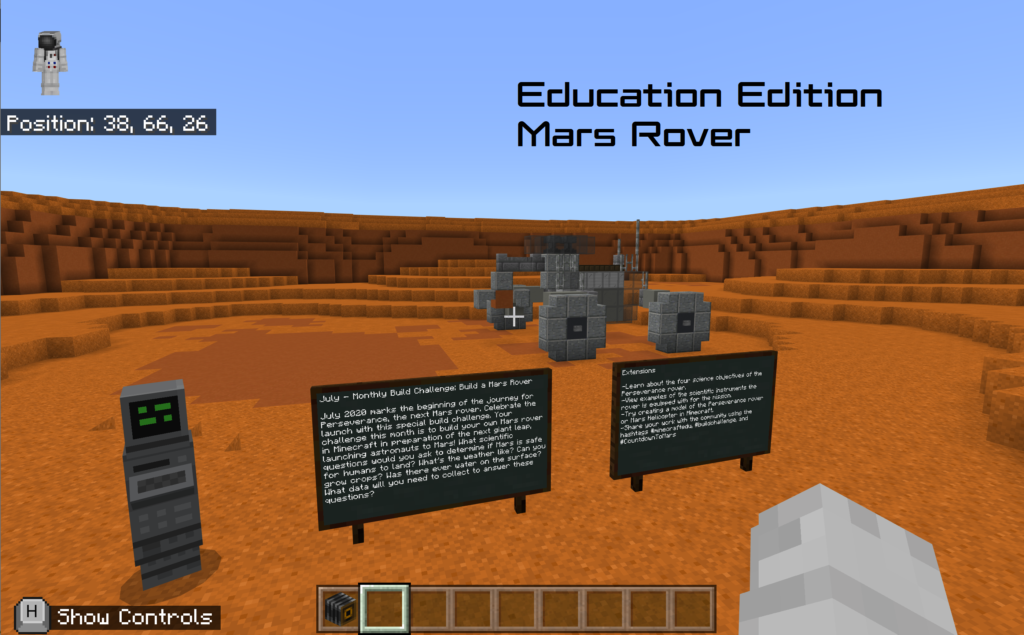 https://education.minecraft.net/challenges/build-a-mars-rover